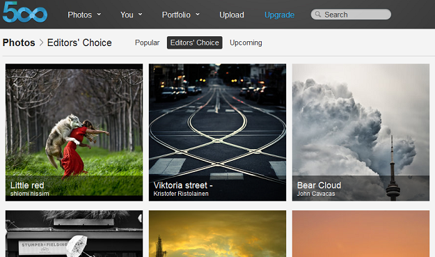 500px Is A Great Place For Photographers To Get Exposure