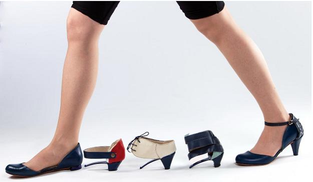 Daniela Bekerman Israeli Designer Creates Five Pairs Of