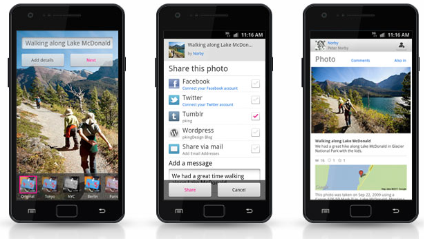 Yahoo Launches Official Flickr Android App