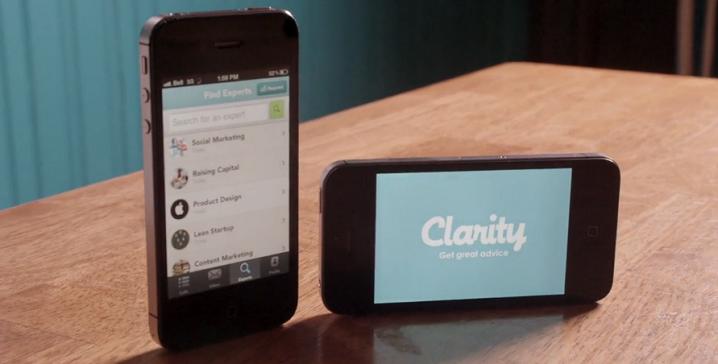 Clarity advice platform