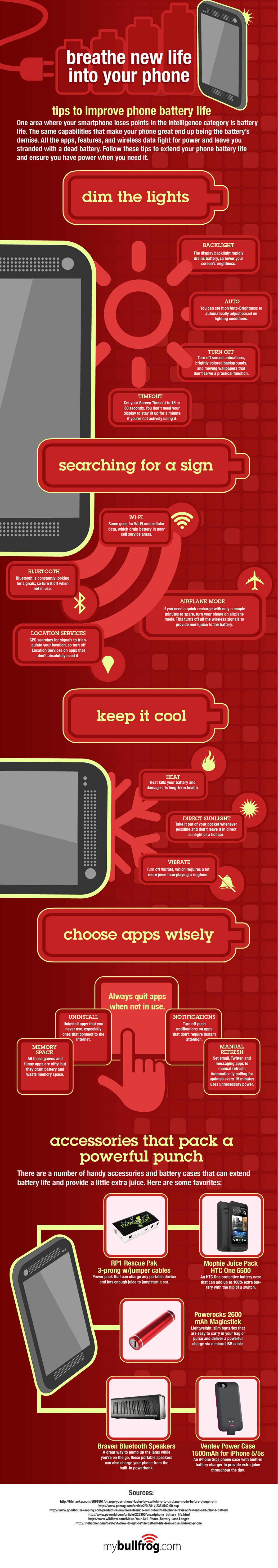 improve phone battery life