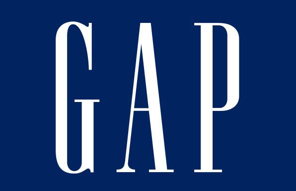 gap logo design