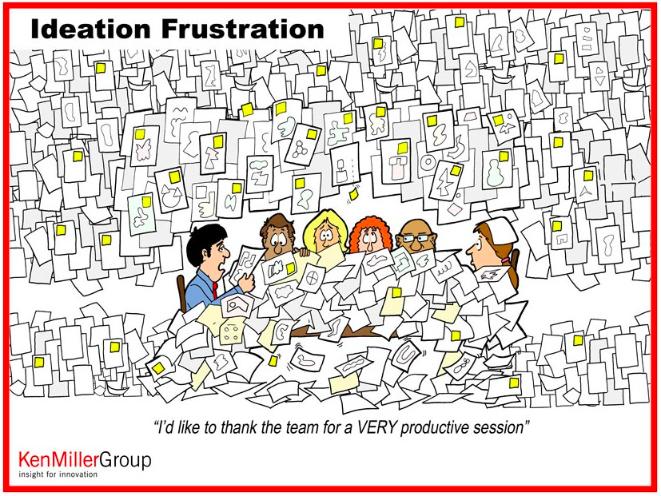ideation frustration