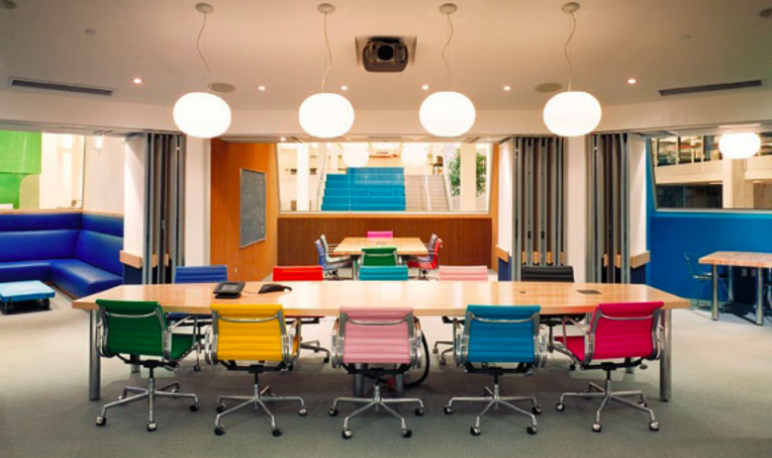 Designing your office space where to start for Design your office space