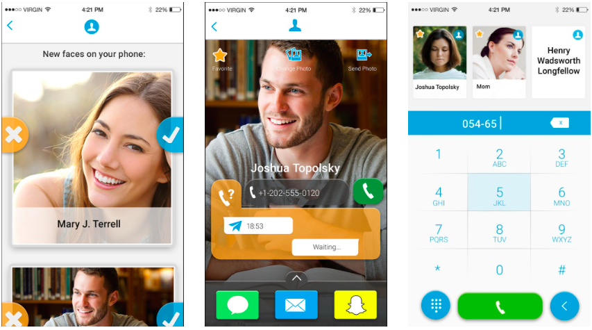 eyecon-contact-app